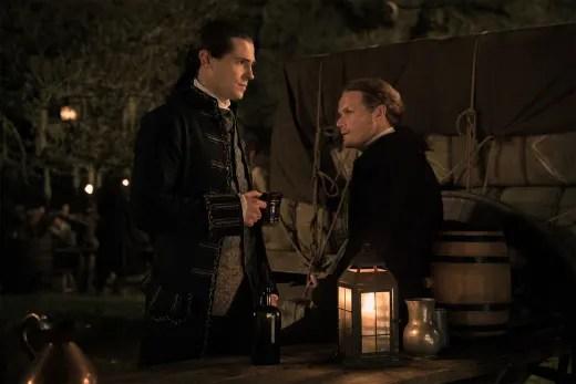 Lord John and Jamie - Outlander