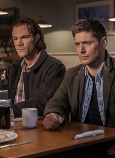 Intensely Listening - Supernatural Season 15 Episode 15
