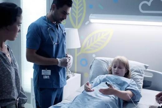 Hamed and Yasmine - Transplant Season 1 Episode 4