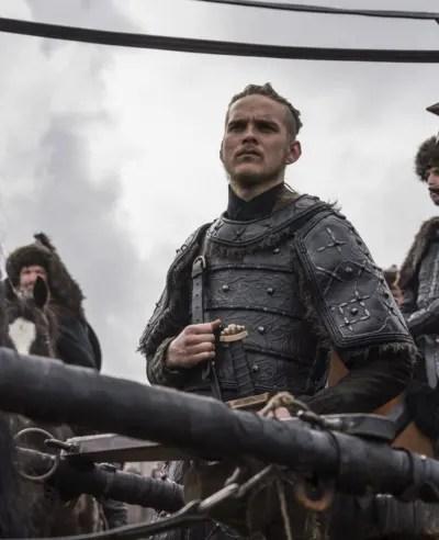 Hvitserk Looks On - Vikings Season 6 Episode 11