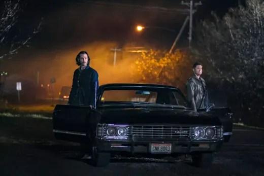 Baby Breaks Down - Supernatural Season 15 Episode 10