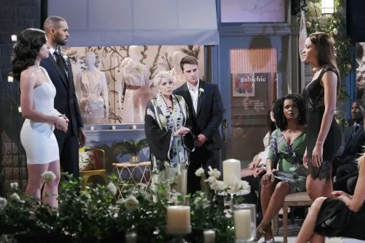 A Crashed Wedding - Days of Our Lives