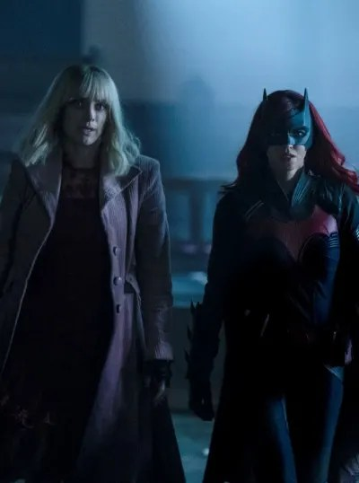 Sisters Together - Batwoman Season 1 Episode 13