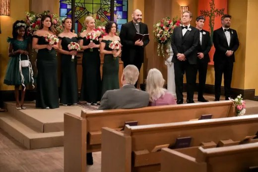 The Wedding Party - The Conners Season 4 Episode 4