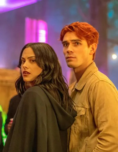 Dad Drama - Tall - Riverdale Season 4 Episode 13