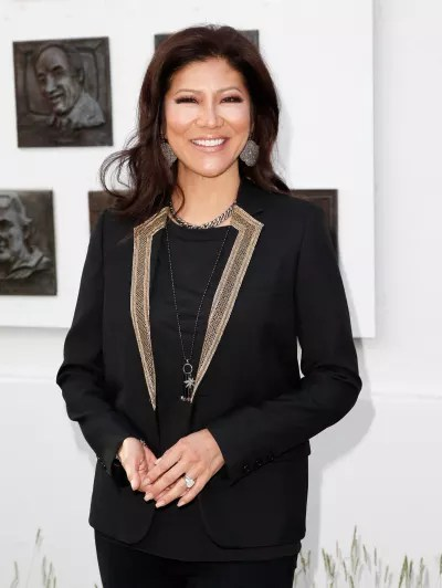 Julie Chen Attends Who Do You Think You Are? Event