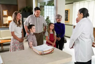 """research project young sheldon - Young Sheldon (S02E05) """"A Research Study And Czechoslovakian Wedding Pastries"""""""