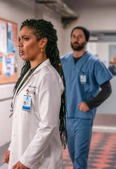 Helen is Worried Again - Tall - New Amsterdam Season 1 Episode 20