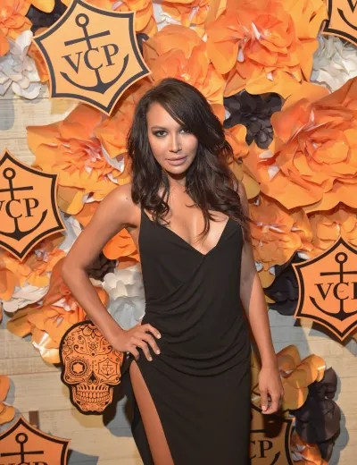 Naya Rivera Attends UNICEF Event