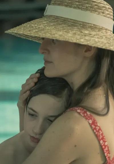 Amanda at the Pool - Kin Season 1 Episode 6