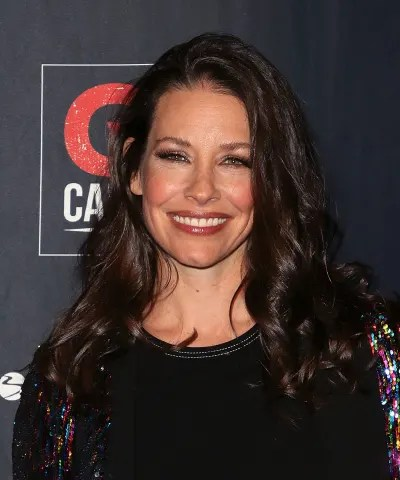 Evangeline Lilly Attends Go Campaign Event