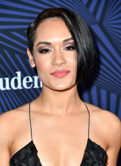 Grace Byers Attends Event