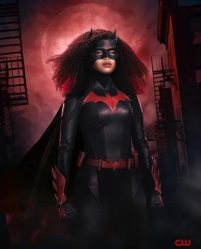 Ryan Wilder's New Suit - Batwoman