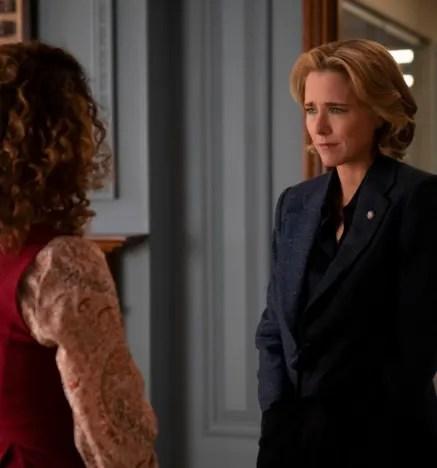 (TALL) Preparing to Leave - Madam Secretary Season 5 Episode 20
