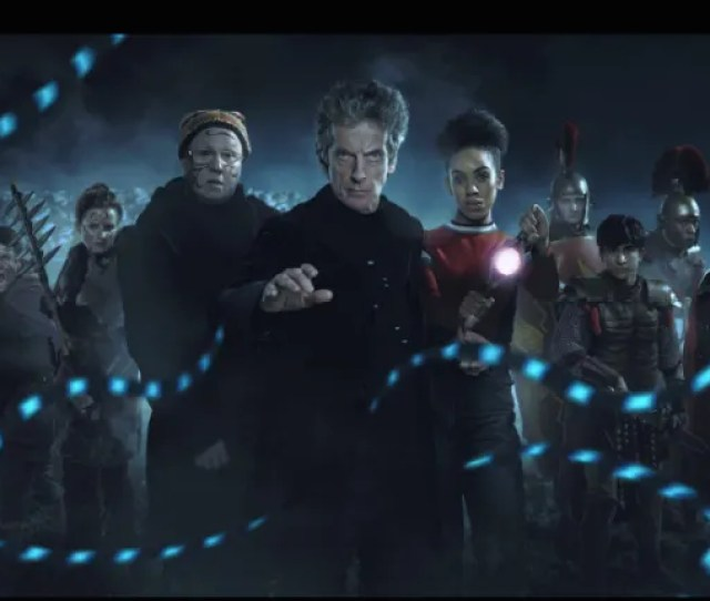 Watch As Part Of Free Amazon Prime Trial On Doctor Who Season