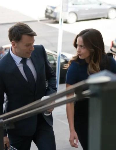 Joanna and Billy Prep For A Case - Burden of Truth Season 3 Episode 1
