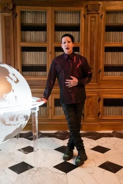 Marilyn Manson - The New Pope Season 1 Episode 4