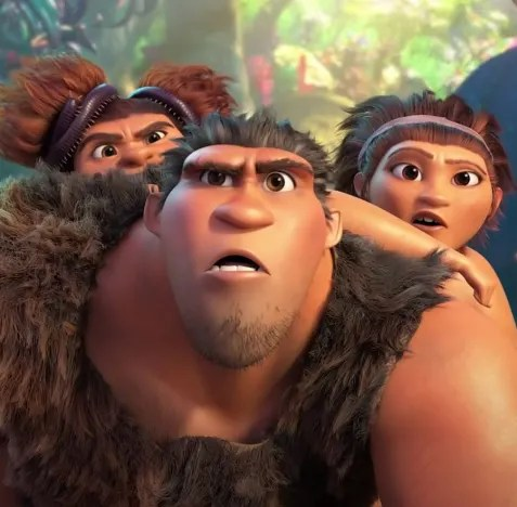 The Croods New Age Grug