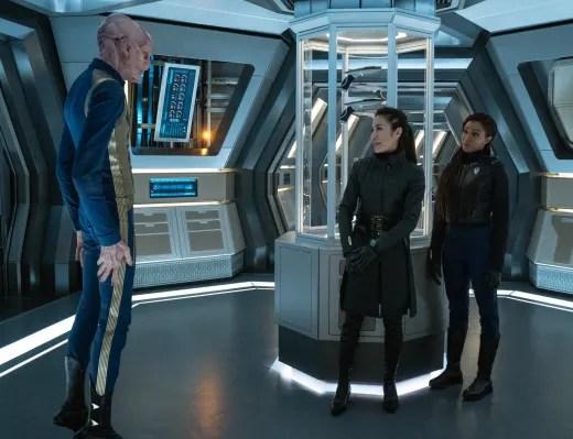 A Farewell - Star Trek: Discovery Season 3 Episode 9