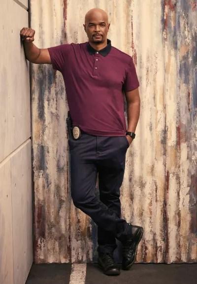 Damon Wayans dans le rôle de Murtaugh - Lethal Weapon Season 2