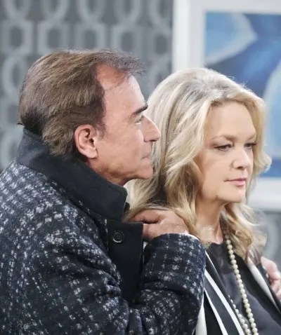 (TALL) Tony Blindsides Anna - Days of Our Lives
