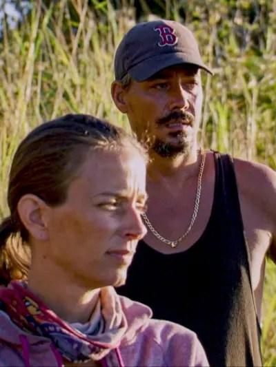 Rob and Amber - Survivor