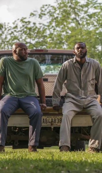 Hollywood and Ralph Angel - Queen Sugar