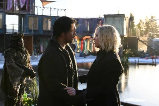 Bellamy and Clarke's Ending - The 100 Season 6 Episode 13