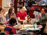 The Perfect Gift - The Big Bang Theory