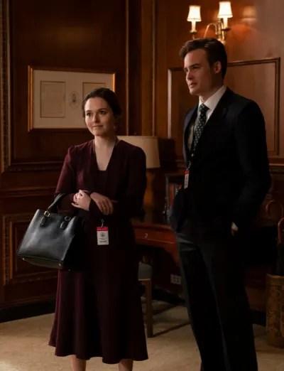 The Harrimans - Madam Secretary Season 5 Episode 20