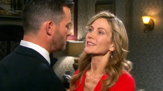 Kristen Wants Brady - Days of Our Lives
