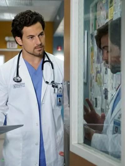 Mentor/Mentee - Tall  - Grey's Anatomy Season 16 Episode 4