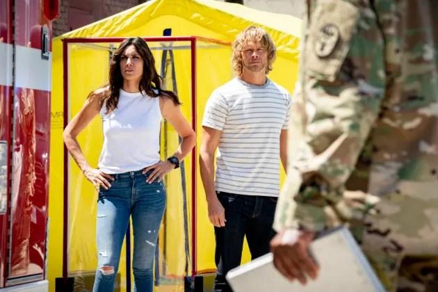 NCIS: Los Angeles Season 11 Episode 4 Review: Yellow Jack