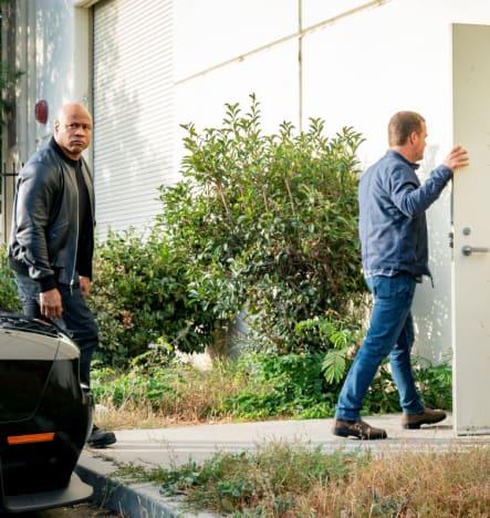Secret Hideout - NCIS: Los Angeles Season 11 Episode 12