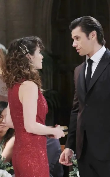 Forgiving Xander - Days of Our Lives