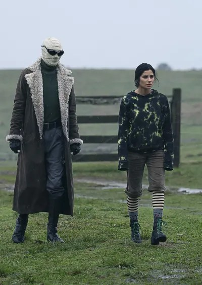 Larry and Jane in Arkansas - Doom Patrol Season 2 Episode 8