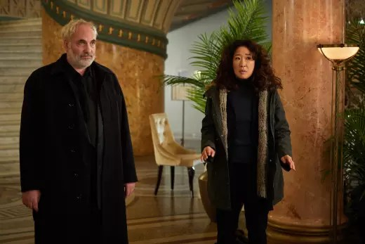 Catching Up With Carolyn - Killing Eve Season 1 Episode 8