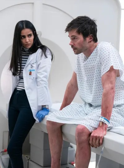 Zeke and Saanvi Look for Answers - Manifest Season 2 Episode 11