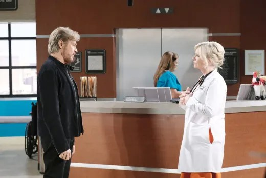 Kayla Makes a Demand - Days of Our Lives