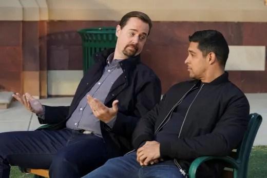 Mulling Ideas - NCIS Season 17 Episode 18