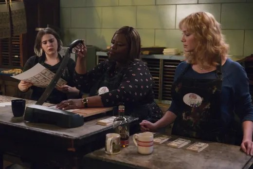 Assembly Line - Good Girls Season 3 Episode 8