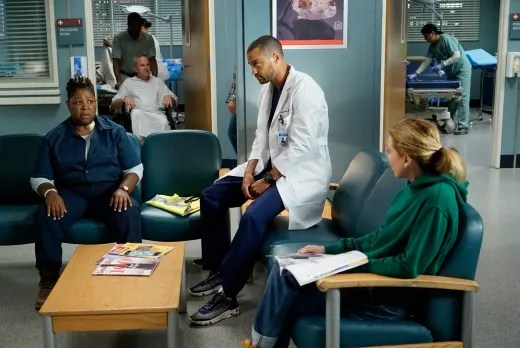 Mer Returns?  - Grey's Anatomy Season 16 Episode 2