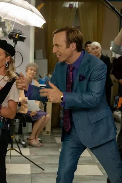 Saul Gets Into It - Better Call Saul Season 5 Episode 6