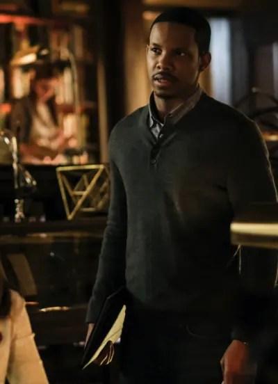 Dorian Looks Suspicious - Legacies Season 2 Episode 9