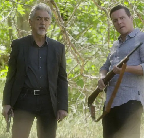 Target Practice - Criminal Minds Season 15 Episode 9