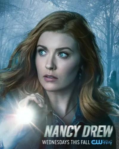 Nancy Drew Season 1 Poster