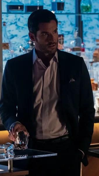Lucifer Back in Penthouse Season 5 Episode 3