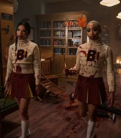 Bloody Affair - Chilling Adventures of Sabrina Season 2 Episode 15