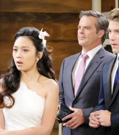 Another Interrupted Wedding - Days of Our Lives