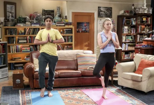 Image result for tbbt penny and raj